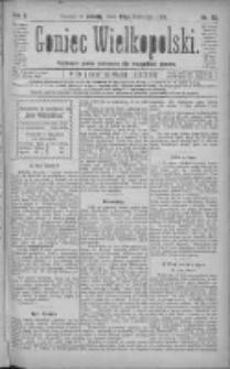 Goniec Wielkopolski: najtańsze pismo codzienne dla wszystkich stanów 1881.04.23 R.5 Nr92