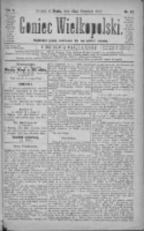 Goniec Wielkopolski: najtańsze pismo codzienne dla wszystkich stanów 1881.04.27 R.5 Nr95