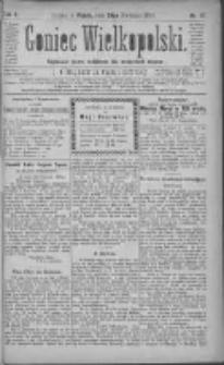 Goniec Wielkopolski: najtańsze pismo codzienne dla wszystkich stanów 1881.04.29 R.5 Nr97