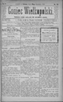 Goniec Wielkopolski: najtańsze pismo codzienne dla wszystkich stanów 1881.04.30 R.5 Nr98