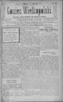 Goniec Wielkopolski: najtańsze pismo codzienne dla wszystkich stanów 1881.05.03 R.5 Nr100