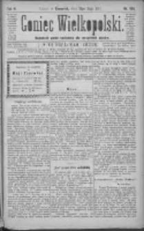 Goniec Wielkopolski: najtańsze pismo codzienne dla wszystkich stanów 1881.05.12 R.5 Nr108