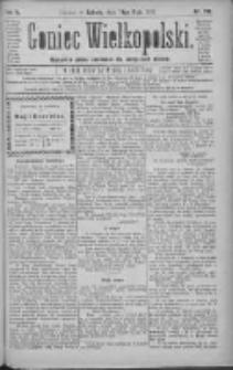 Goniec Wielkopolski: najtańsze pismo codzienne dla wszystkich stanów 1881.05.14 R.5 Nr110