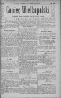 Goniec Wielkopolski: najtańsze pismo codzienne dla wszystkich stanów 1881.05.19 R.5 Nr114