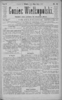 Goniec Wielkopolski: najtańsze pismo codzienne dla wszystkich stanów 1881.05.24 R.5 Nr118