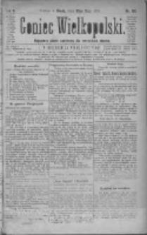 Goniec Wielkopolski: najtańsze pismo codzienne dla wszystkich stanów 1881.05.25 R.5 Nr119
