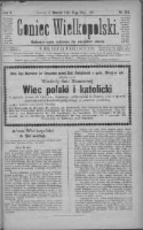 Goniec Wielkopolski: najtańsze pismo codzienne dla wszystkich stanów 1881.05.31 R.5 Nr123