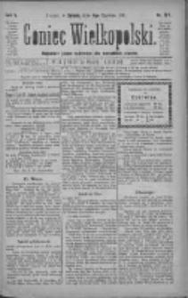 Goniec Wielkopolski: najtańsze pismo codzienne dla wszystkich stanów 1881.06.04 R.5 Nr127