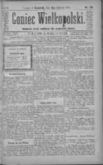 Goniec Wielkopolski: najtańsze pismo codzienne dla wszystkich stanów 1881.06.09 R.5 Nr130