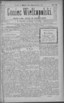 Goniec Wielkopolski: najtańsze pismo codzienne dla wszystkich stanów 1881.06.14 R.5 Nr134