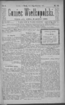 Goniec Wielkopolski: najtańsze pismo codzienne dla wszystkich stanów 1881.06.15 R.5 Nr135