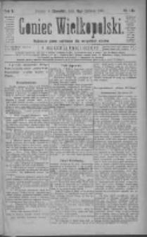 Goniec Wielkopolski: najtańsze pismo codzienne dla wszystkich stanów 1881.06.16 R.5 Nr136