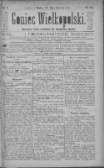 Goniec Wielkopolski: najtańsze pismo codzienne dla wszystkich stanów 1881.06.22 R.5 Nr140