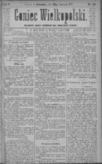 Goniec Wielkopolski: najtańsze pismo codzienne dla wszystkich stanów 1881.06.23 R.5 Nr141