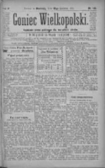 Goniec Wielkopolski: najtańsze pismo codzienne dla wszystkich stanów 1881.06.26 R.5 Nr144