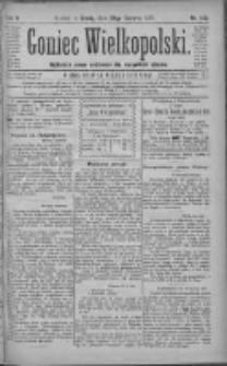Goniec Wielkopolski: najtańsze pismo codzienne dla wszystkich stanów 1881.06.29 R.5 Nr146