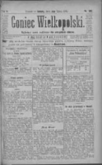 Goniec Wielkopolski: najtańsze pismo codzienne dla wszystkich stanów 1881.07.02 R.5 Nr148
