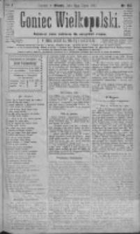 Goniec Wielkopolski: najtańsze pismo codzienne dla wszystkich stanów 1881.07.11 R.5 Nr156