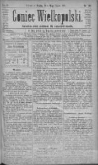 Goniec Wielkopolski: najtańsze pismo codzienne dla wszystkich stanów 1881.07.12 R.5 Nr157