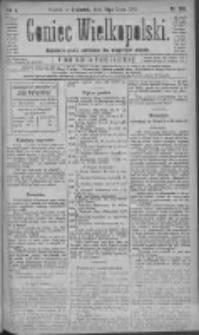 Goniec Wielkopolski: najtańsze pismo codzienne dla wszystkich stanów 1881.07.14 R.5 Nr158