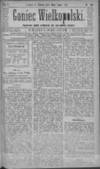 Goniec Wielkopolski: najtańsze pismo codzienne dla wszystkich stanów 1881.07.15 R.5 Nr159