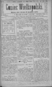 Goniec Wielkopolski: najtańsze pismo codzienne dla wszystkich stanów 1881.07.20/21 R.5 Nr163/164