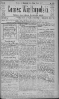 Goniec Wielkopolski: najtańsze pismo codzienne dla wszystkich stanów 1881.07.24 R.5 Nr167