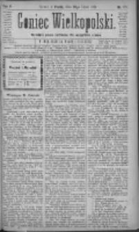 Goniec Wielkopolski: najtańsze pismo codzienne dla wszystkich stanów 1881.07.29 R.5 Nr171