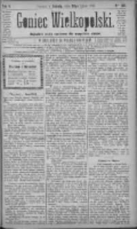 Goniec Wielkopolski: najtańsze pismo codzienne dla wszystkich stanów 1881.07.30 R.5 Nr172