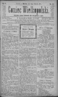 Goniec Wielkopolski: najtańsze pismo codzienne dla wszystkich stanów 1881.08.02 R.5 Nr174