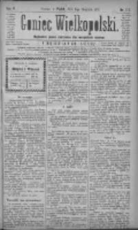Goniec Wielkopolski: najtańsze pismo codzienne dla wszystkich stanów 1881.08.05 R.5 Nr177