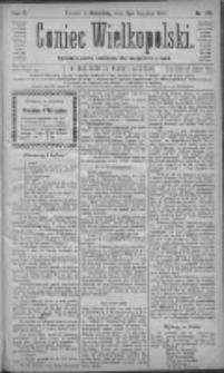 Goniec Wielkopolski: najtańsze pismo codzienne dla wszystkich stanów 1881.08.07 R.5 Nr179