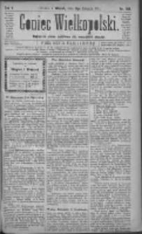 Goniec Wielkopolski: najtańsze pismo codzienne dla wszystkich stanów 1881.08.09 R.5 Nr180