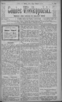 Goniec Wielkopolski: najtańsze pismo codzienne dla wszystkich stanów 1881.08.10 R.5 Nr181