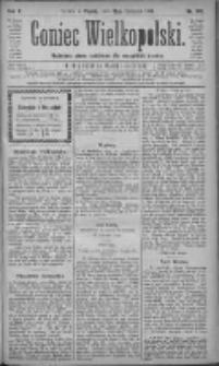 Goniec Wielkopolski: najtańsze pismo codzienne dla wszystkich stanów 1881.08.12 R.5 Nr183