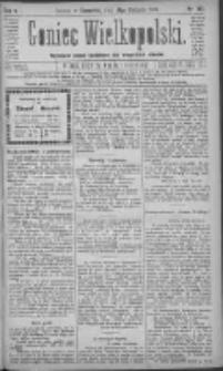 Goniec Wielkopolski: najtańsze pismo codzienne dla wszystkich stanów 1881.08.18 R.5 Nr187