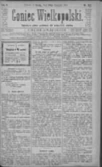 Goniec Wielkopolski: najtańsze pismo codzienne dla wszystkich stanów 1881.08.24 R.5 Nr192