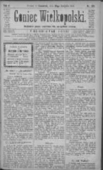 Goniec Wielkopolski: najtańsze pismo codzienne dla wszystkich stanów 1881.08.25 R.5 Nr193