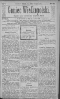 Goniec Wielkopolski: najtańsze pismo codzienne dla wszystkich stanów 1881.08.27 R.5 Nr195