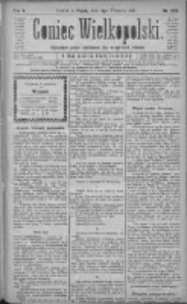 Goniec Wielkopolski: najtańsze pismo codzienne dla wszystkich stanów 1881.09.02 R.5 Nr200