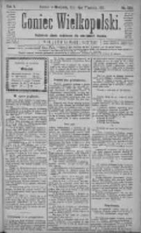 Goniec Wielkopolski: najtańsze pismo codzienne dla wszystkich stanów 1881.09.04 R.5 Nr202