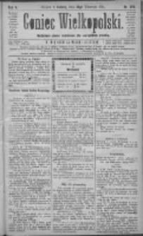 Goniec Wielkopolski: najtańsze pismo codzienne dla wszystkich stanów 1881.09.10 R.5 Nr206