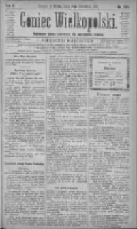 Goniec Wielkopolski: najtańsze pismo codzienne dla wszystkich stanów 1881.09.14 R.5 Nr209