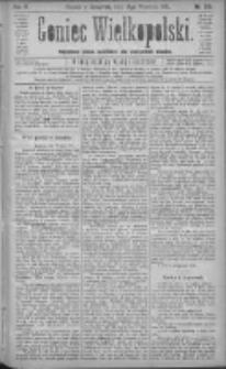Goniec Wielkopolski: najtańsze pismo codzienne dla wszystkich stanów 1881.09.15 R.5 Nr210