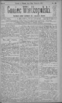 Goniec Wielkopolski: najtańsze pismo codzienne dla wszystkich stanów 1881.09.16 R.5 Nr211