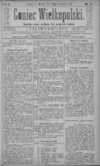 Goniec Wielkopolski: najtańsze pismo codzienne dla wszystkich stanów 1881.09.20 R.5 Nr214