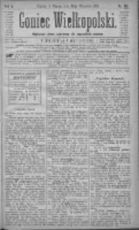 Goniec Wielkopolski: najtańsze pismo codzienne dla wszystkich stanów 1881.09.23 R.5 Nr217
