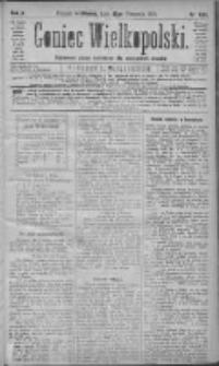 Goniec Wielkopolski: najtańsze pismo codzienne dla wszystkich stanów 1881.09.27 R.5 Nr220
