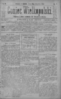 Goniec Wielkopolski: najtańsze pismo codzienne dla wszystkich stanów 1880.01.10 R.4 Nr7