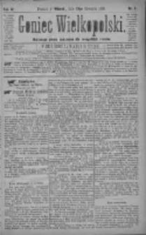 Goniec Wielkopolski: najtańsze pismo codzienne dla wszystkich stanów 1880.01.13 R.4 Nr9